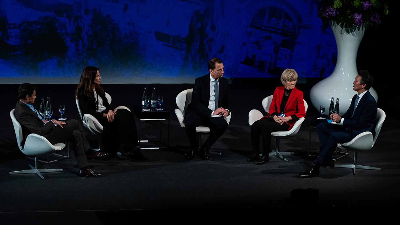 Leadership Talk: Mehr über Europa reden!